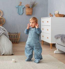 ErgoPouch ErgoPouch Sleep Suit Bag 3.5 Tog - Pebble