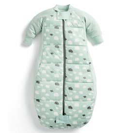 ErgoPouch ErgoPouch Sheeting Sleeping Bag 3.5 Tog - Mint Clouds