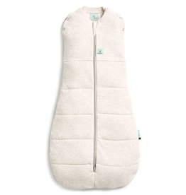 ErgoPouch ErgoPouch Cocoon Swaddle Bag 2.5 Tog - Grey Marle
