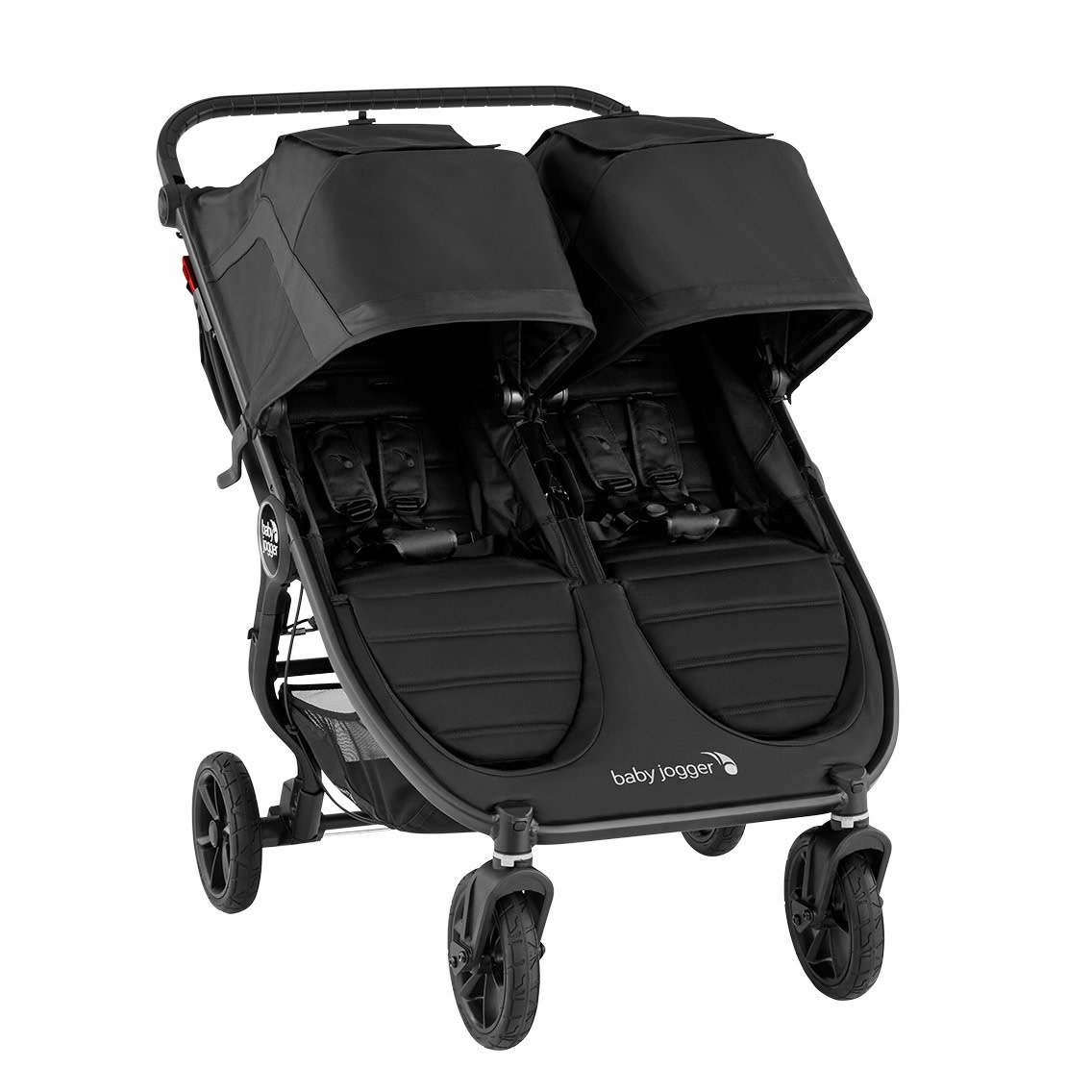 BabyJogger Baby Jogger City Mini GT 2 Double - Steel/Grey