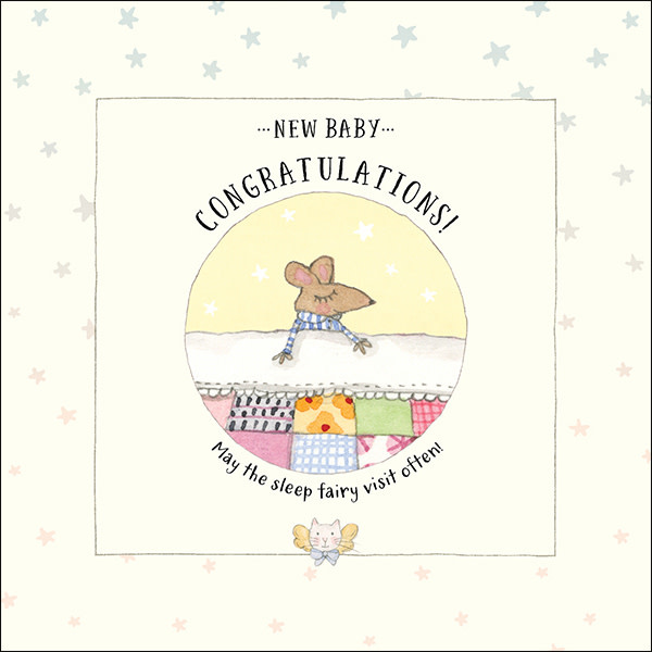 Affirmation Publishing Affirmations Publishing K290 - New Baby Congratulations!