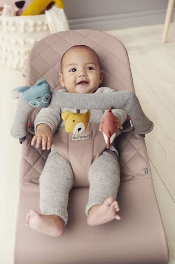 BabyBjorn BabyJorn Toy for Bouncer, Soft Friends