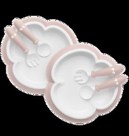BabyBjorn BabyBjorn Plate, Spoon & Fork - 2 pack