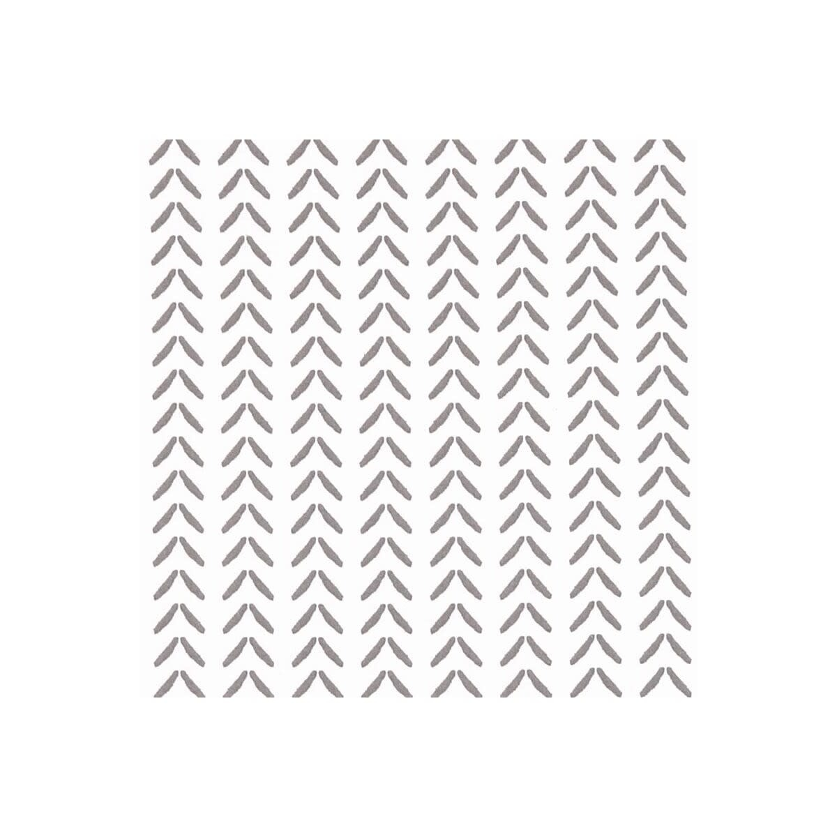 Little Haven Little Haven Cot Fitted Sheet-Black Arrow
