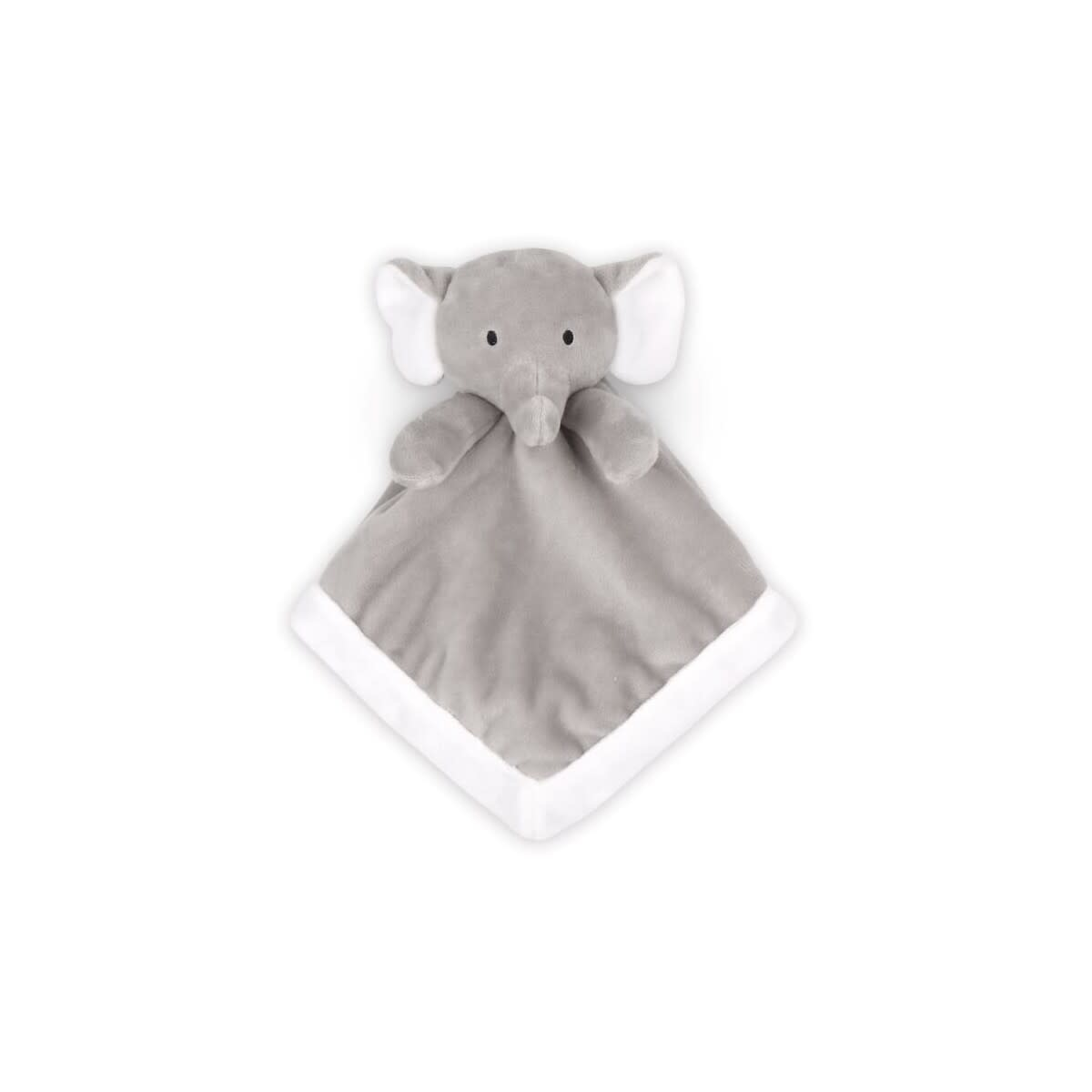 Little Haven Little Haven Grey Elephant Security Blanket