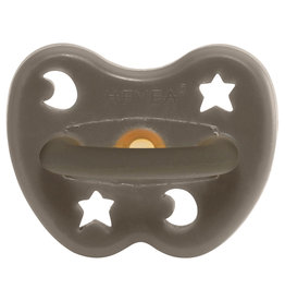 Hevea Hevea - Colour Pacifier - Orthodontic - Shiitake Grey