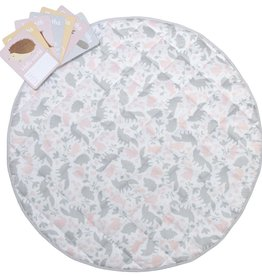Lolli Living Lolli Living Forest Friends Round play mat