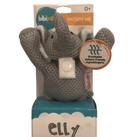 BibiPals BibiPals ELLY: Grey Rainbow Elephant Breathable