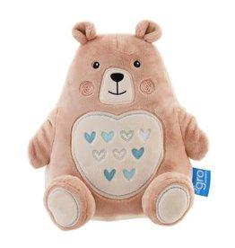 Gro Gro Bennie Bear - Rechargeable Sound & Light Sleep Aid