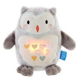 Gro Gro Ollie the Owl - Rechargeable Sound & Light Sleep Aid