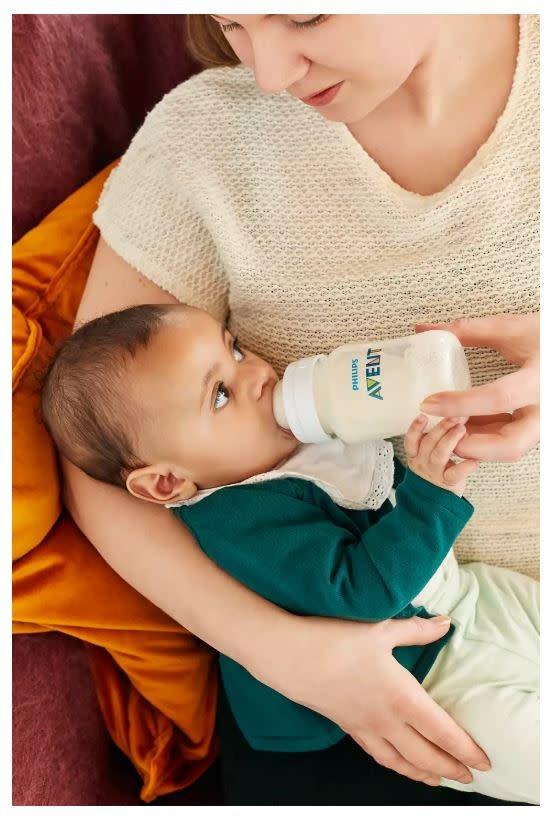 Avent Avent Anti Colic Feeding Bottle 125ml Twin Pk