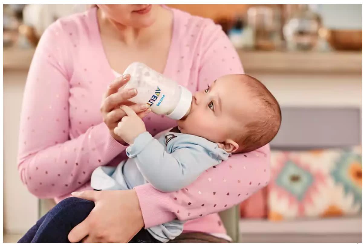 Avent Avent Anti Colic feeding Bottle 260ml 4pk