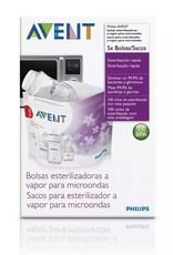 Avent Avent Microwave Sterilizing Bags 5P