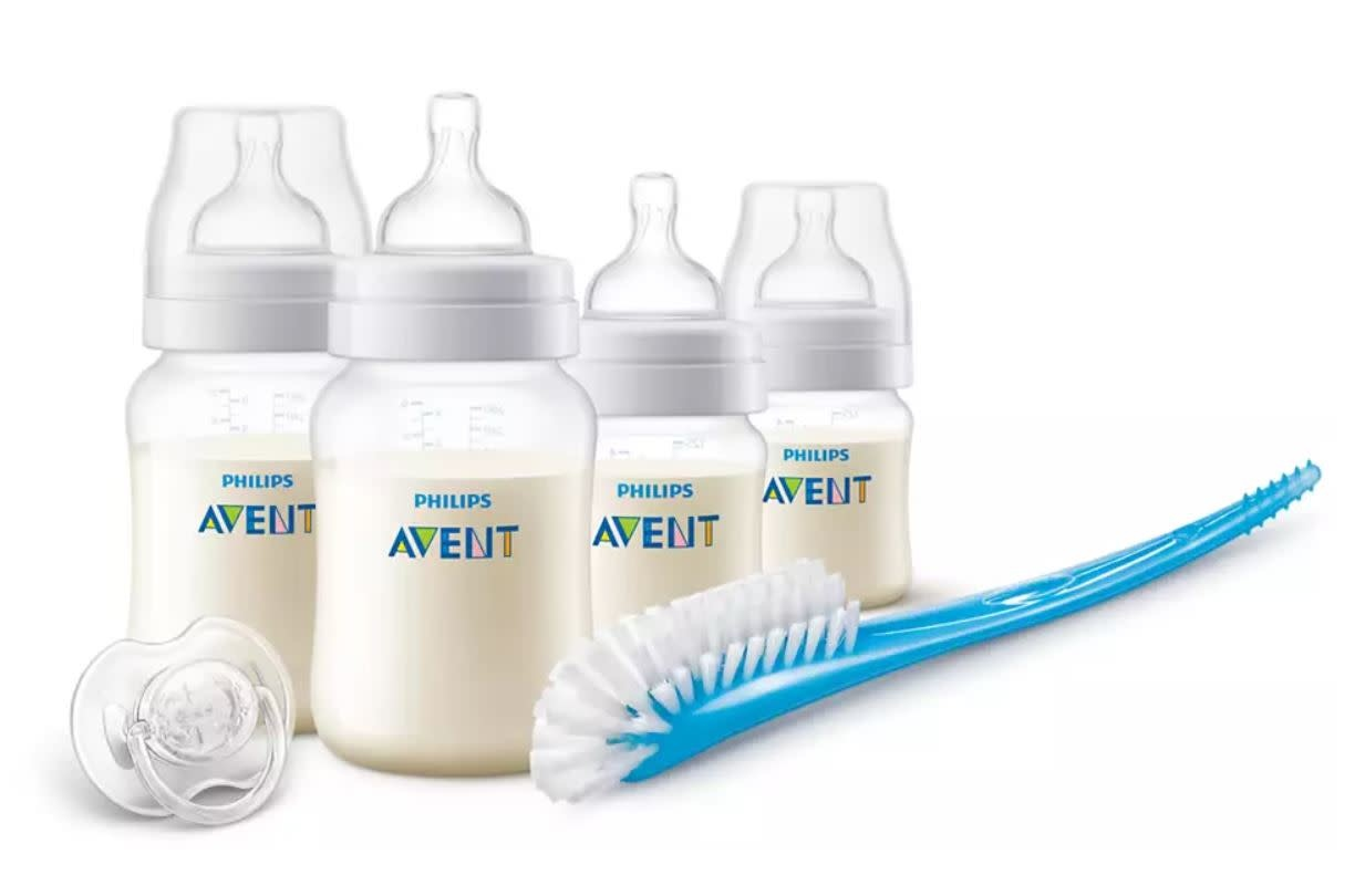 Avent Avent Anti-Colic Newborn Starter Set