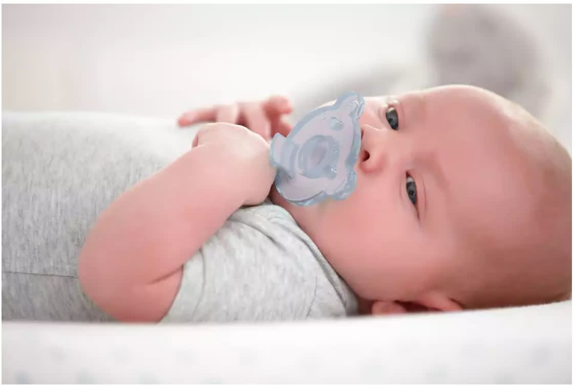 Avent Avent Soother Bear 0-3mth 2pk