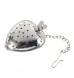 The Yummy Mummy Food Company The Yummy Mummy Tea Infuser Stainless Steel - Heart