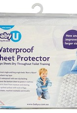 Baby U Baby U Waterproof Sheet Protector