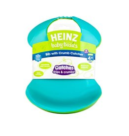 Heinz Baby Basics Heinz Bib with Crumb Catcher