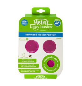 Heinz Baby Basics Heinz Removable Freezer Pod Tray