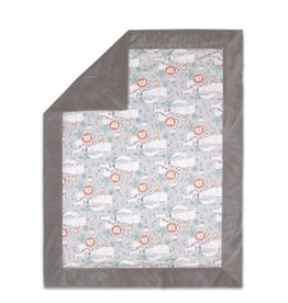 The Peanut Shell The Peanut Shell Safari Adventure Pram Blanket