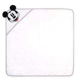 The Peanut Shell Disney Mod Mickey Character Hooded Towel