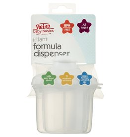Heinz Baby Basics Heinz Infant formula dispenser