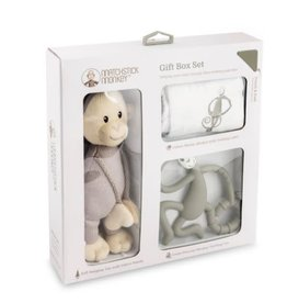 Matchstick Monkey Matchstick Monkey - Teething Gift Set