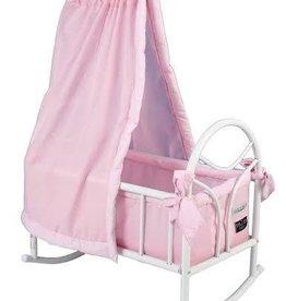 Valco Valco Dolls Cradle Pink