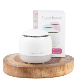 Lively Living Lively Living Aroma-Snooze  Ultimate Sleep-Aid Vaporiser ONLY - White (white only)