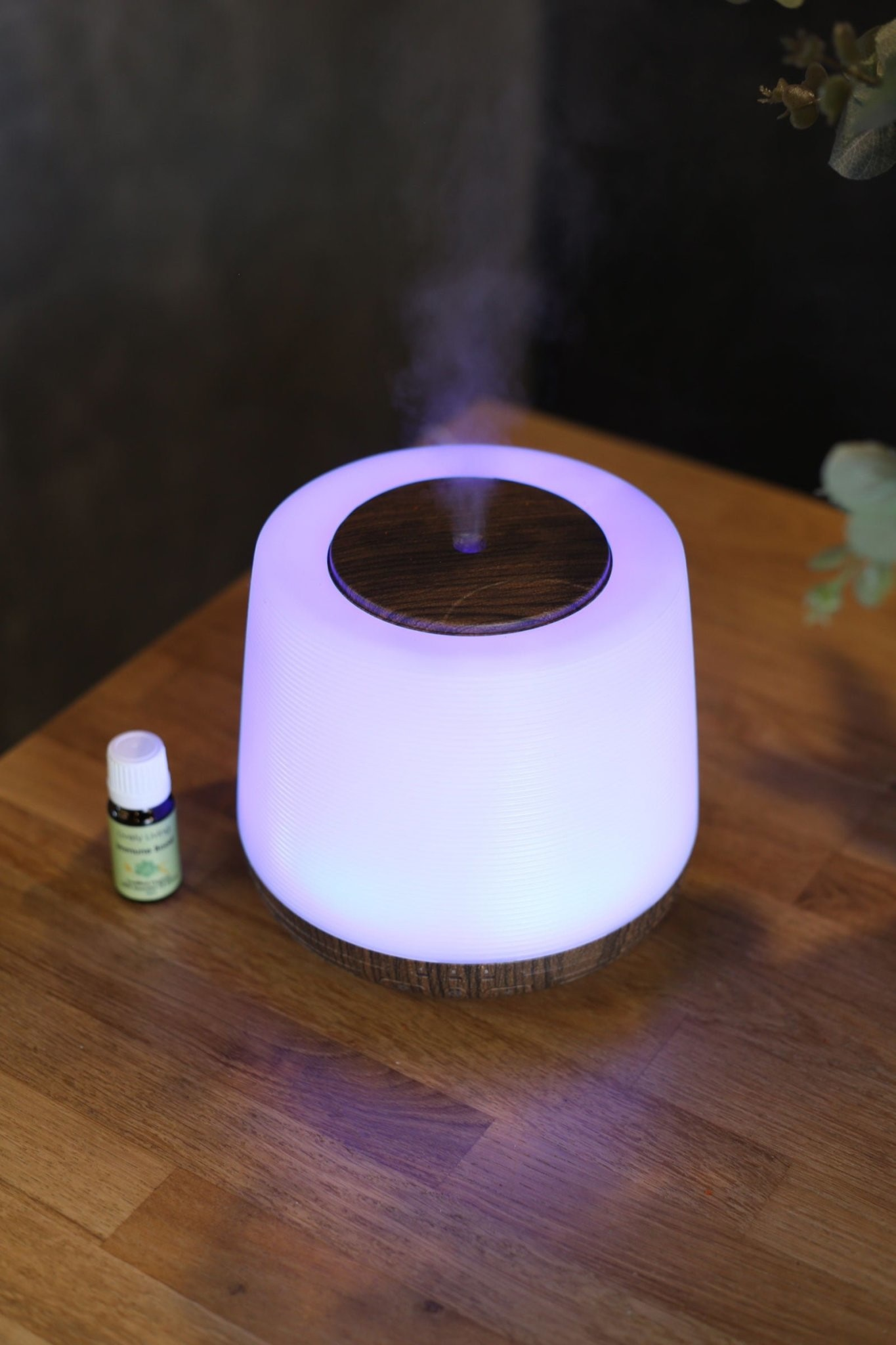 Lively Living Lively Living Aroma-Home - 500ml - Dark wood trim