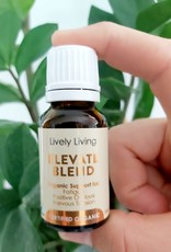 Lively Living Lively Living Elevate Blend - Certified Organic 15ml