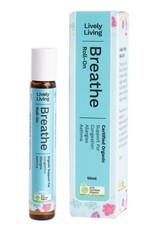 Lively Living Living Lively Breathe - Roll-On Blend 10ml