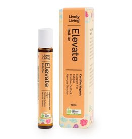 Lively Living Living Lively Elevate- Roll-On Blend 10ml