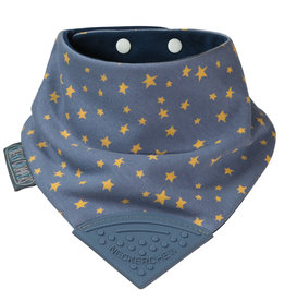 Cheeky Chompers Cheeky Chompers Midnight Stars Neckerchew