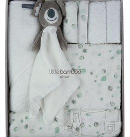 Little Bamboo Little Bamboo Muslin + Towel Starter Pack