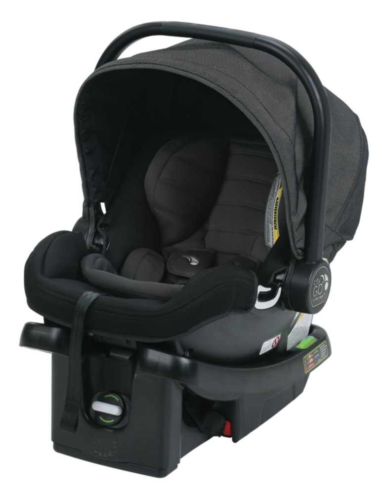 BabyJogger Baby Jogger City Go Car Seat Black