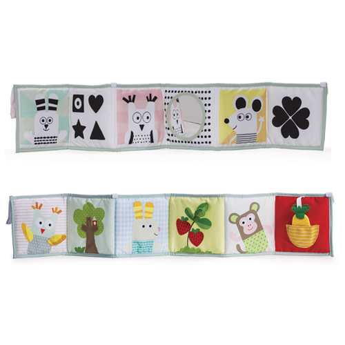 Taf Toys Taf Toys 3 in 1 Baby Book
