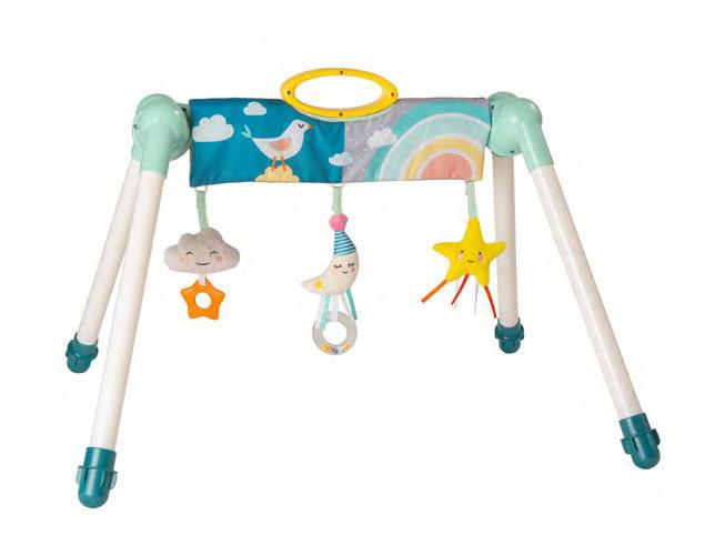 Taf Toys Taf Toys Mini Moon Take To Play Baby Gym
