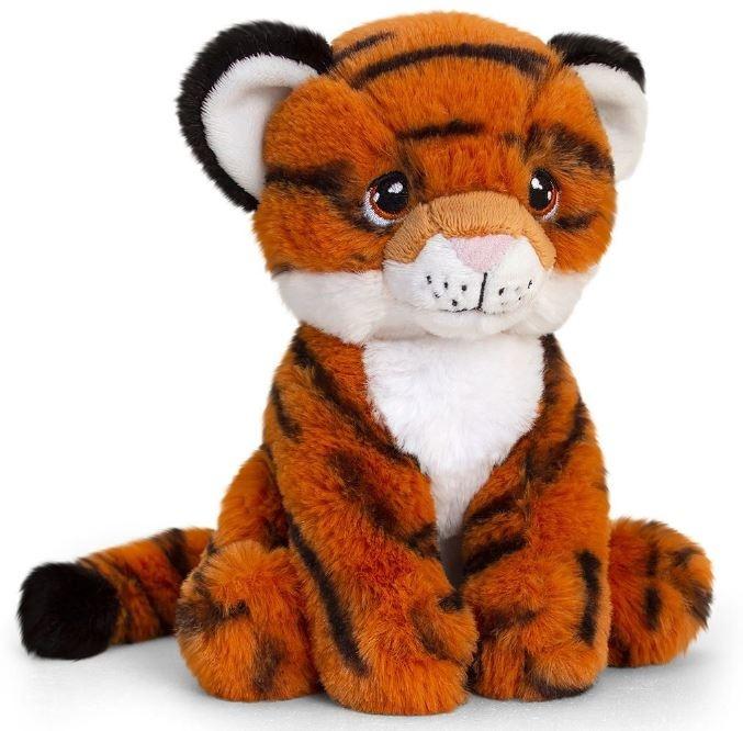 Keel Toys Tiger 18cm