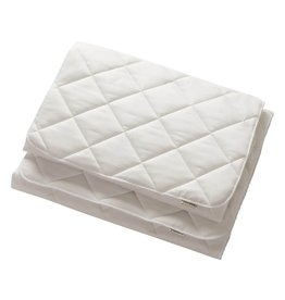 Linea by Leander Linea by Leander Organic Mattress Protector for Side by Side