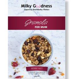 Milky Goodness Milky Goodness Granola Berry-Nice