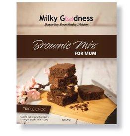 Milky Goodness Milky Goodness Brownie Mix Triple Choc