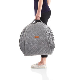 ErgoPouch ErgoPouch Foldable Carry Bed Grey