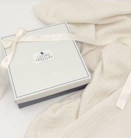 Living Textiles Living Textiles Merino Wool Blanket - Pram