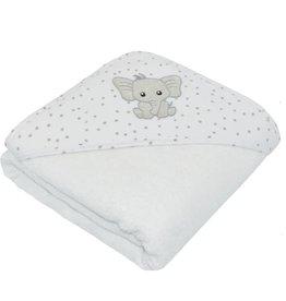 Living Textiles Living Textiles Hooded Towel - 75 x 75cm