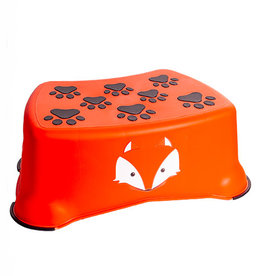 Fly Charlie My Little Step Stool - Fox