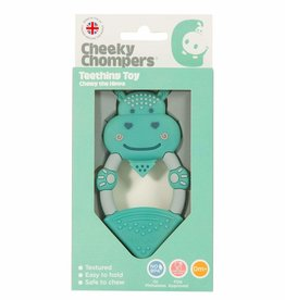 Cheeky Chompers Cheeky Chompers Teether Hippo
