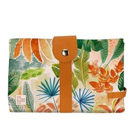 The Somewhere Co The Somewhere Co Caribbean Jungle Change Mat