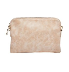 The Somewhere Co The Somewhere Co Nappy Clutch - Beige Cream