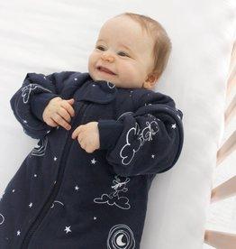 Bubba Blue Bubba Blue Navy Wish Upon a Star 2.5 Tog Convertible Sleeping Bag